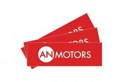 AN-Motors Наклейки светоотращающиие (24 шт.) AST