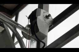 Came CBX автоматика для промышленных ворот