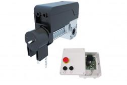 Привод для секционных промышленных ворот PEGASO BCJA 380 V BFT с блоком управления RS925203 00005
