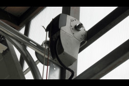 Came CBX ET автоматика для промышленных ворот