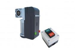 Привод для секционных промышленных ворот PEGASO BCJA 380 V BFT c панелью управления RS925203 00007