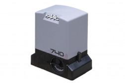 FAAC 740 KIT RC комплект автоматики для откатных ворот