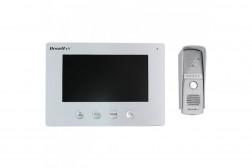 Комплект видеодомофона с экраном 7 дюймов DOMO7 DoorHan