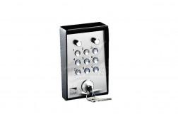 Came S5000 клавиатура кодонаборная проводная накладная с подсветкой, 9-кнопочная (001S5000)