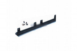 Came CR6-800 зубчатая рейка полимерная, крепление снизу, бесшумная, модуль 4, до 800 кг (C0000104)
