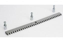 Came CGZS рейка зубчатая на болтах (30х8 мм) 1 м, модуль 4 CA083001