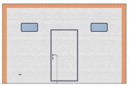 Секционные ворота ProTrend 4500х3000